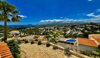 4 bed Villa for sale in Moraira